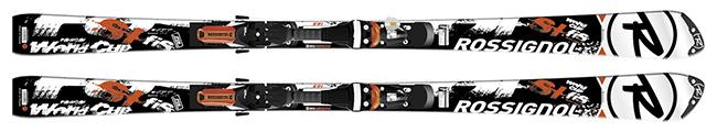 Zawodnicze slalomki Rossignol RADICAL WC SL FIS SLANTNOSE R20 WC