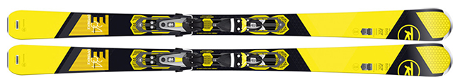 Narta All Mountain Rossignol EXPERIENCE 84 CA TPX